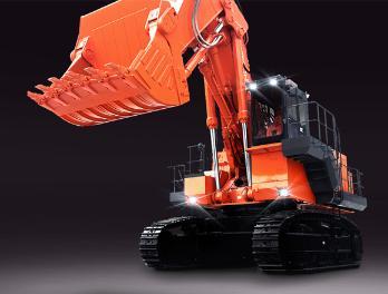 原装日立EX1200-6LD挖掘机图片