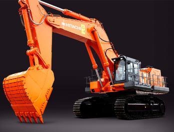 原装日立EX1200-6BH挖掘机