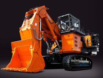 原装日立EX2600E-6LD履带挖掘机