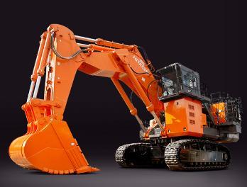 原装日立EX2600E-6BH挖掘机