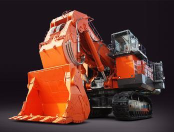 原装日立EX5600E-6LD挖掘机图片