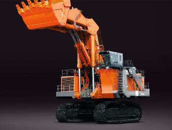 原装日立EX8000E-6LD履带挖掘机