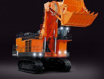 原装日立EX3600-6LD挖掘机