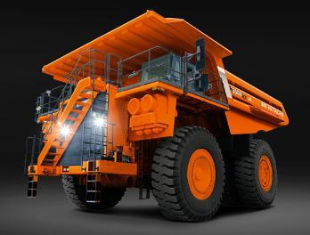 原装日立EH3500ACII自卸卡车/矿卡