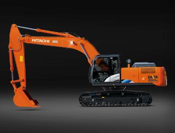 原装日立ZX250H-5A履带挖掘机