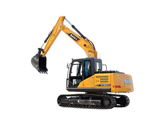 三一SY155C-9挖掘机