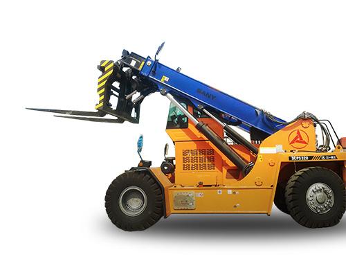 三一SCPS320伸缩臂叉装机
