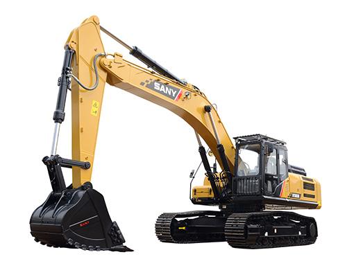 三一SY365H履带挖掘机