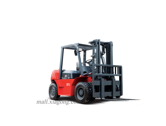 厦工XG560-DT5B内燃平衡重叉车