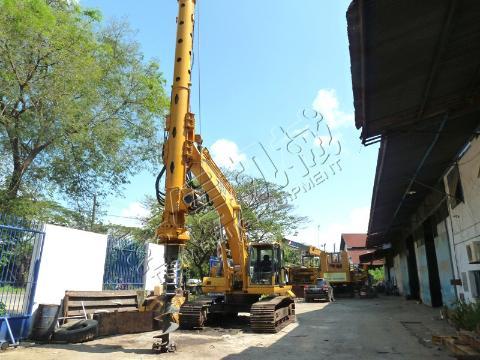 泰信机械KR50旋挖钻机外观图6