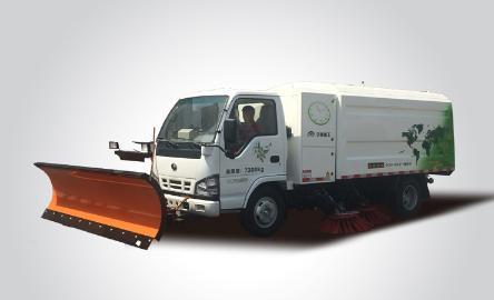 宇通重工YTZ5070TSLZZBEV纯电动扫路车