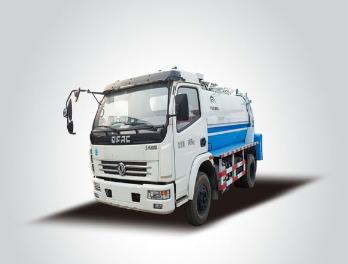 宇通重工YTZ5080ZZZ20F餐厨垃圾车
