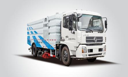 宇通重工YTZ5160TXS20F洗扫车