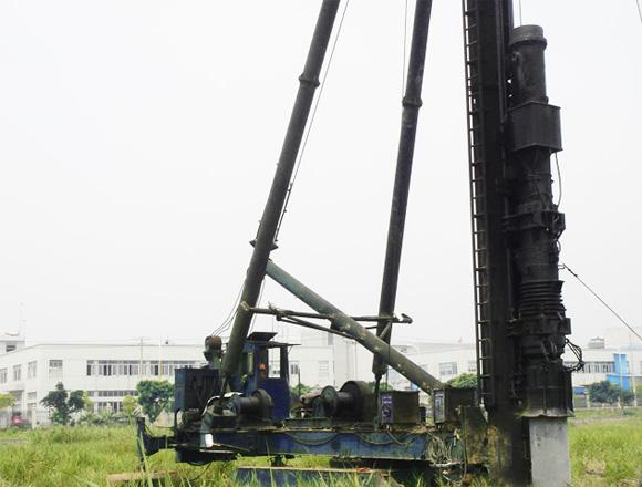 八达HD-80筒式柴油锤打桩机