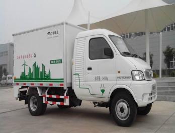 宇通重工YTZ5031XTYBEV纯电动密闭式桶装垃圾车
