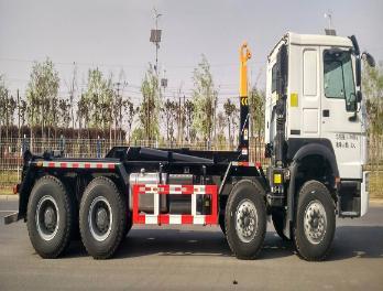 宇通重工YTZ5310ZXX40F车厢可卸式垃圾车