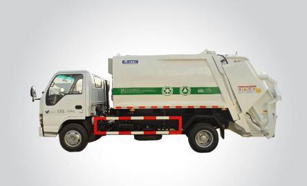 宇通重工YTZ5080ZYS20F压缩式垃圾车