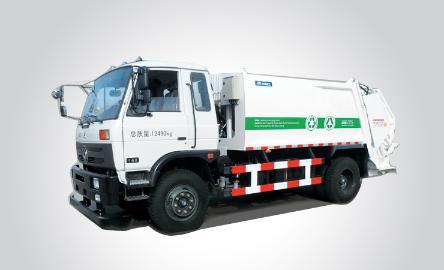 宇通重工YTZ5250ZYS20F压缩式垃圾车