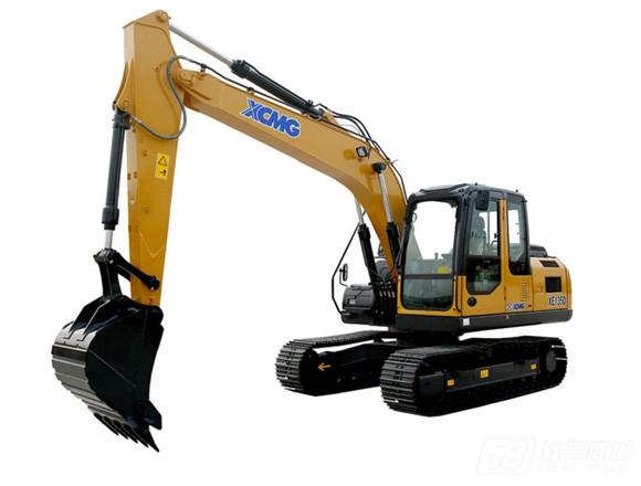 徐工XE135D履带挖掘机