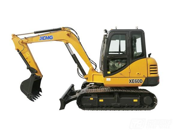 徐工XE60D履带挖掘机
