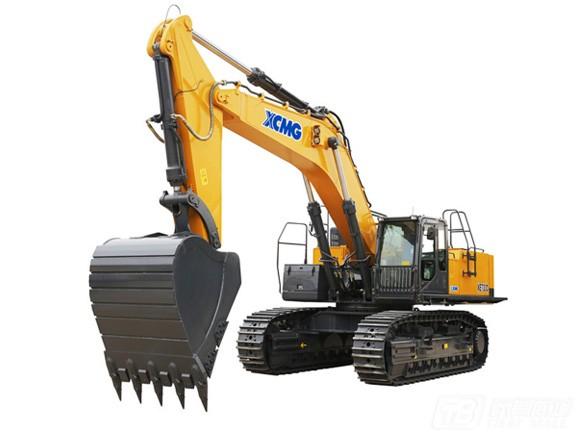 徐工XE700D履带挖掘机