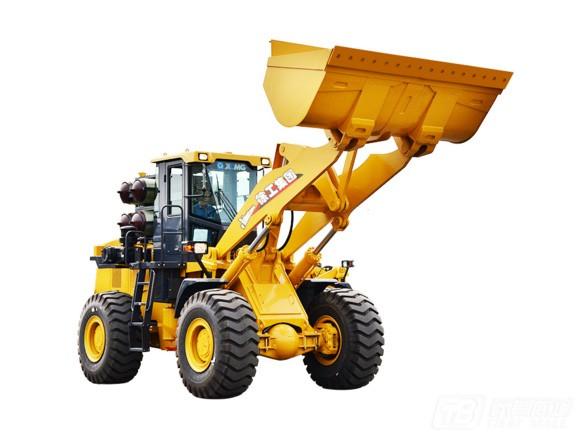 徐工LW600K-CNG燃气型装载机