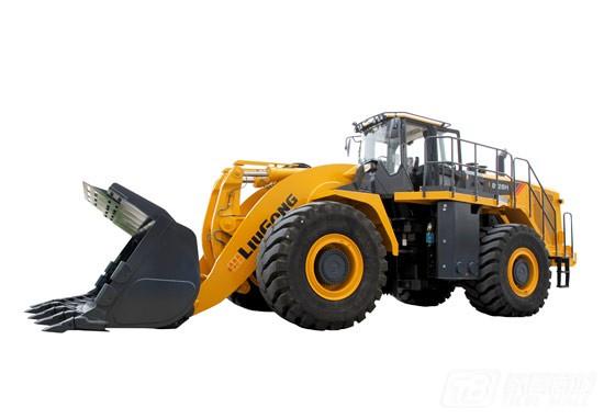 柳工CLG8128H轮式装载机图片