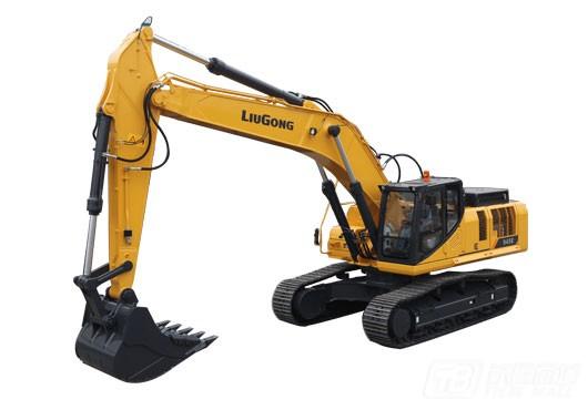 柳工948E挖掘机