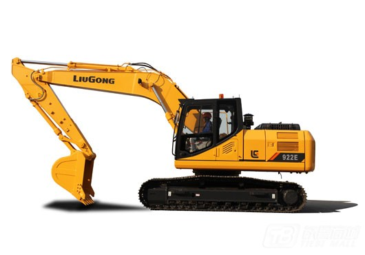 柳工CLG922E(国三)挖掘机