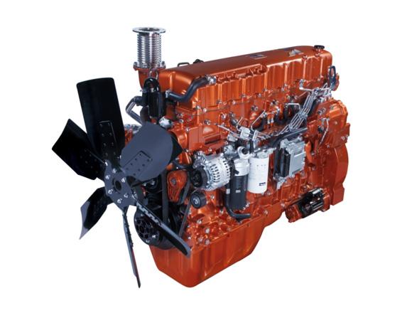 玉柴机器YC6K发电机