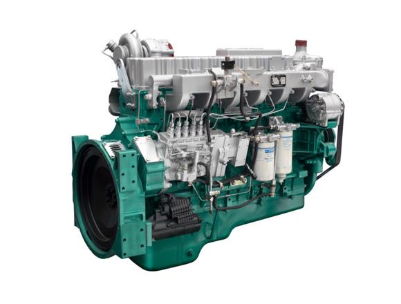 玉柴机器YC6MJ发电机