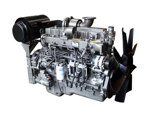 玉柴机器YC6MK发电机