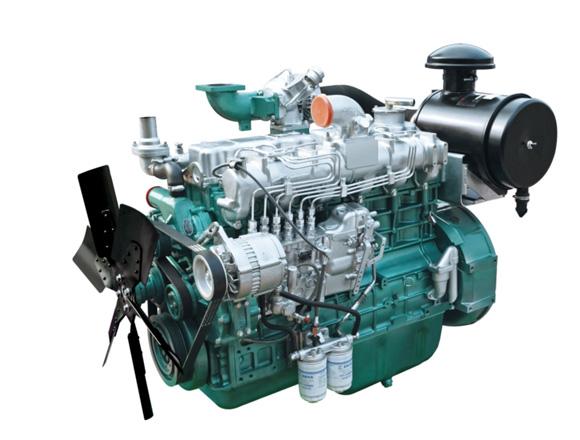 玉柴机器YC6A发电机