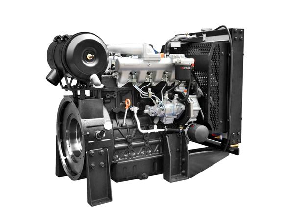 玉柴机器YC4R发电机