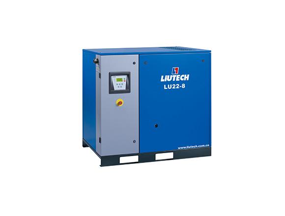 富达LU (7kW-37kW)皮带传动微油螺杆式压缩机