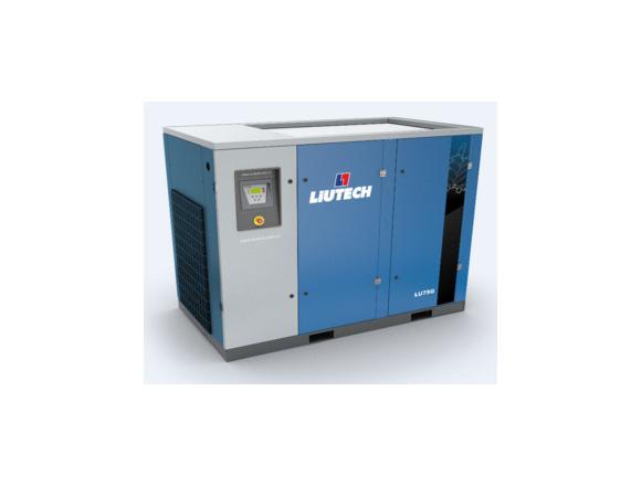 富达LU (11kW-132kW)高效齿轮系列螺杆式压缩机