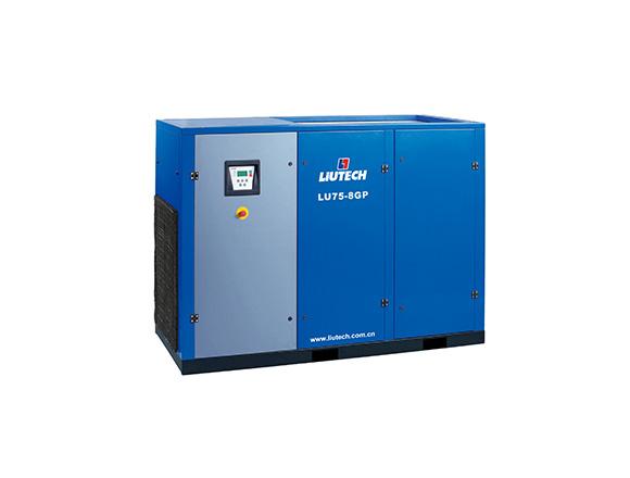 富达LU30-75GP超高效齿轮传动微油螺杆式压缩机