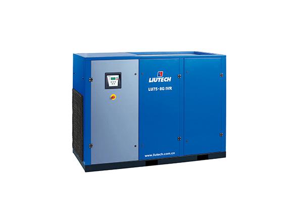 富达LU45-90G IVR变频螺杆式压缩机