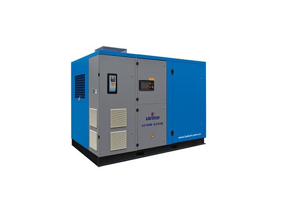 富达LU110-250 IVR变频螺杆式压缩机