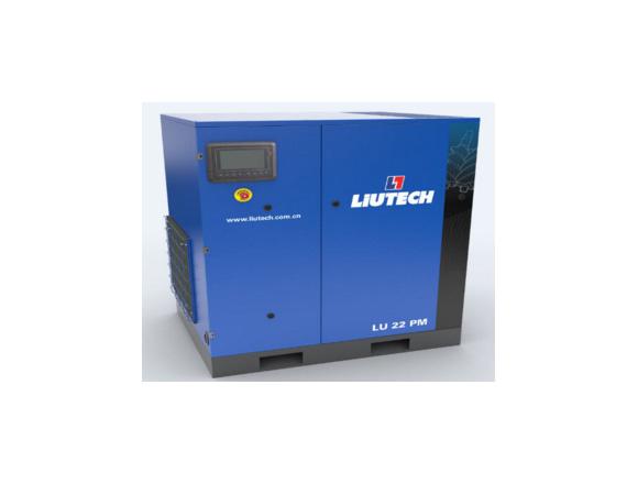 富达LU11-37 PM永磁变频螺杆式压缩机
