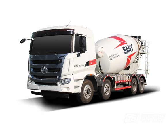 三一SY206 V8(Ⅳ) V8混凝土搅拌运输车