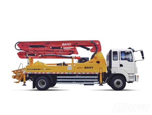 三一SYM5190THBDZ 30 V8系列混凝土泵车