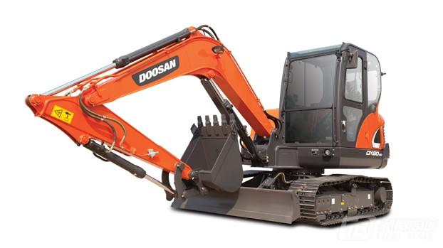 斗山DX60履带挖掘机