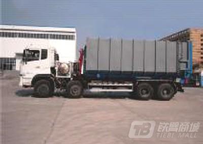 玉柴专汽YCNH5173垃圾车