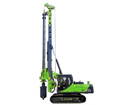 泰信机械KR80A小型旋挖钻机