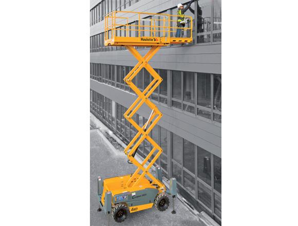 欧历胜COMPACT 12DX越野剪式高空作业平台