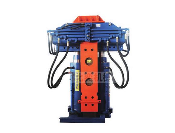 北奕机械BY-PM300LS钢拔桩机