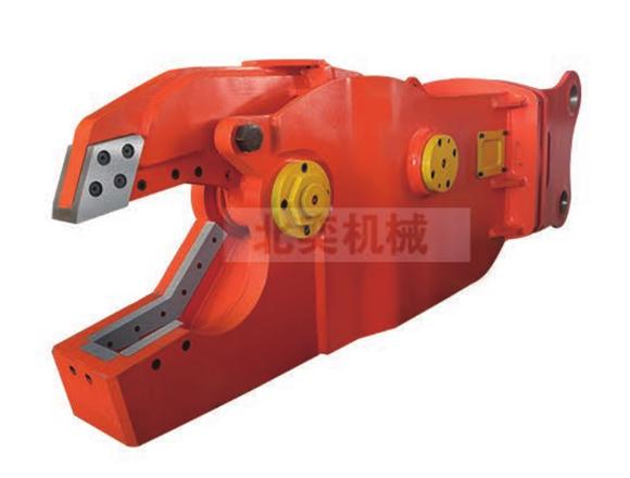 北奕机械BYCS 250RT液压剪