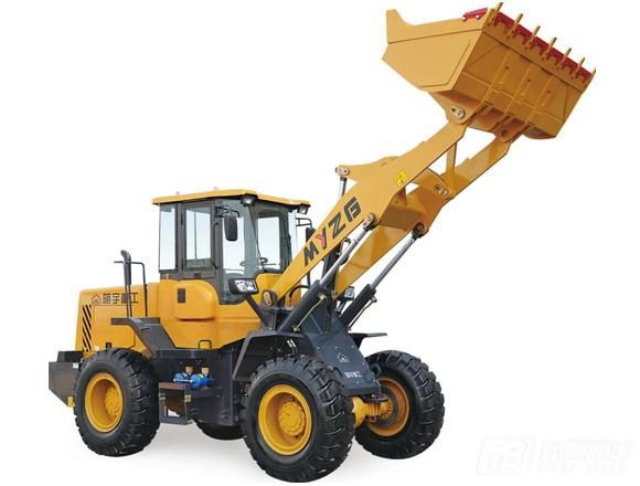 明宇重工ZL-938轮式装载机