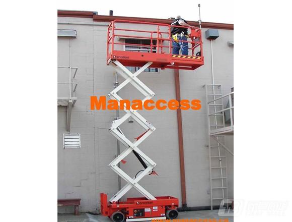 曼克斯S1930E剪叉自行式升降平台